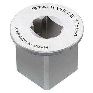 Stahlwille 7789-4 Adaptateur carré 1/4″