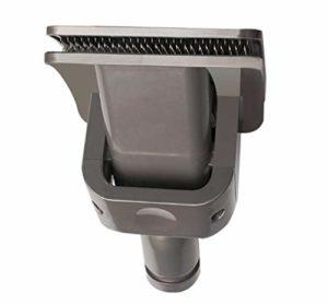 Taoric Brosse de Nettoyage de Rechange pour Animal Domestique, Outil de toilettage Compatible avec Dyson V6 pour aspirateur – Diamètre intérieur 28 mm