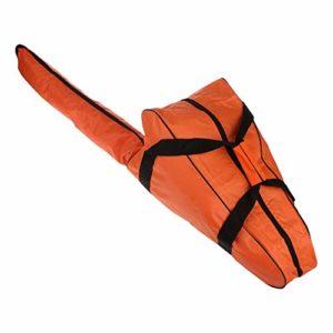 Tronçonneuse Sac de Mode Orange Épaissir Portable Oxford Tissu Scie À Journal Scie Sac de Transport de Protection Tronçonneuse