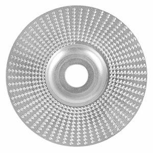 Veronivan Wood Angle Grinding Wheel Sanding Carving Abrasive Disc For Woodworking Grinder Angle Grinder Grinding Wheel Tool