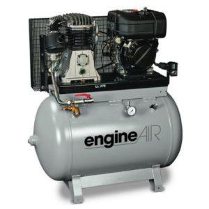 Abac – Compresseur D'Air Thermique Diesel – Réservoir 270 Litres