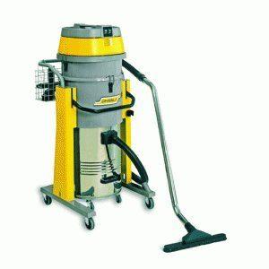 Aspirateur industriel eau et poussières 2300 W GHIBLI