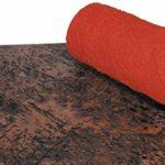 BonWay 32-224 Manchon à texturer pour béton décoratif Motif granit 56 cm