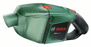Bosch 06033D0001 Easyvac Aspirateur sans fil/technologie syneon avec batterie 12 V 2,5 Ah