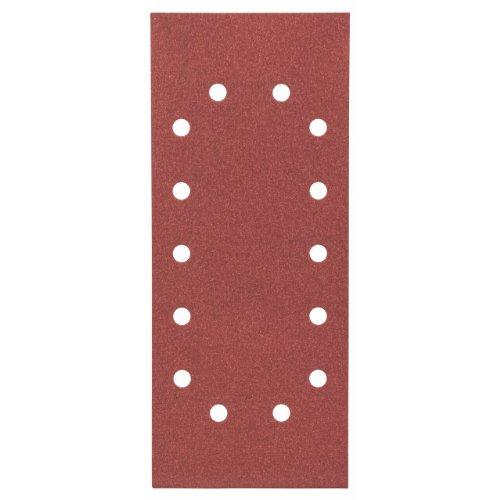 Bosch 2608605345 Feuille abrasive 10 pièces 115 x 280 mm Grain 120