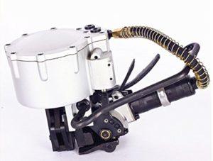 Courroie pneumatique en acier de 2,4 cm – Presse à presse automatique robuste, LY-564, camouflage, 32mm steel strapping belt