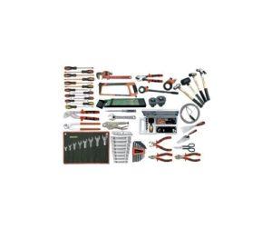 Ega Master 69395 – Malette Pour L´Entretien De Bâtiment Avec Kit D´Outils