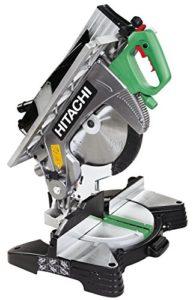 Hitachi C12YA à Onglets à Table Supérieure Diamètre 305 mm