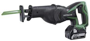 Hitachi scie Tigre de Batterie, 1pièce, CR18DSL (5l)
