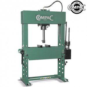 HP100 Presse datelier COMPAC 100 tonnes commande manuelle
