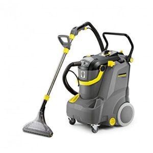 Kärcher puzzi 30/4Drum Vacuum Cleaner 1200W Noir, Gris, Jaune
