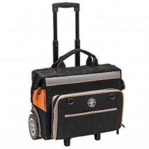 Klein Tools 55452RTB Tradesman Pro Organizer Rolling Tool Bag by Klein Tools