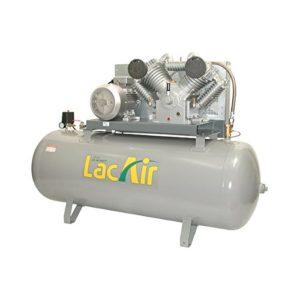Lacme – Compresseur FixAir 60/500 V2B 500L – 60m³/h