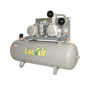 Lacme – Compresseur FixAir 80/500 3Wb 500L – 80m³/h