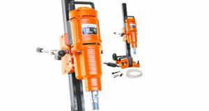 Le foret de forage BAUTEC Ø 305 mm, très fort 3500 W, 2 vitesses, forets professionnels pour perçage humide et à sec.