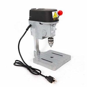 Perceuse électrique 0.6-0.65MM 340W Mini Table de Perceuse Forage de Banc Bench Drill Machine Perceuse, Mini perceuse de table DHL