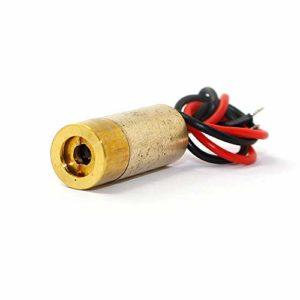 Q-baihe inférieure de 650nm Laser Rouge Dot module 3VDC 9x 23mm