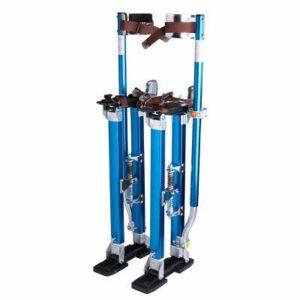 Sangles en aluminium pour cloisons sèches réglables de 24–40 cm