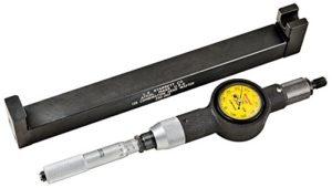 Starrett 128MBZ Pied à l'intérieur de µm, 150–3750Gamme mm, graduation 0,01mm, Précision +/-0.002«