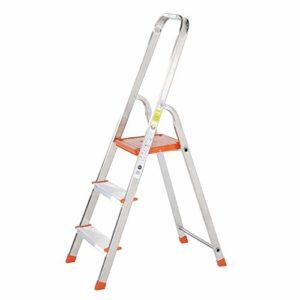 STEP STOOL Une Échelle Échelle Deux Un Tabouret Chaise Métal Tabouret Ladder Tabouret Des Échelles Un Étirement Télescopique À Deux Haute