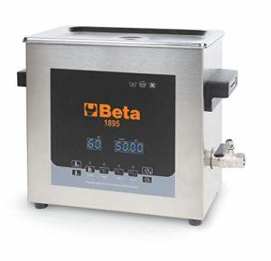 Beta 018950060-1895 6-cuve à ultrasons 6 litres