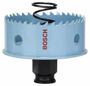 Bosch Professional 2608584800 Scie-Trépan, Blue/Black, 64 mm, 2 1/2