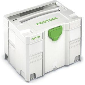 Festool Boite de rangement outils SYS 3 / 497565 Systainer T-LOC (Import Allemagne)