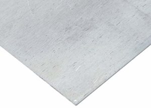 Hanwu 7075 en tôle d'aluminium, Plaque Plat en Aluminium Feuille usinabilité et soudabilité Bricolage Pièces de Machines 0,236 « 6 mm Epaisseur 3,93 » 100mm Largeur,7.87″ 200mm Length