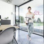 Kärcher 1.633-427.0 fenêtre Aspirateur, Rose et Blanc, équipement standard