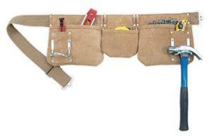 Kunys AP1300 Tablier de menuisier en cuir (Import Grande Bretagne)