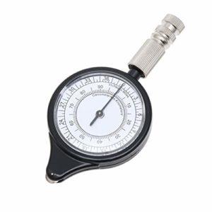 LIOOBO carte mesureur carte mesure kilométrage compteur kilométrique calculateur de distance roue de mesure pour camping randonnée en plein air
