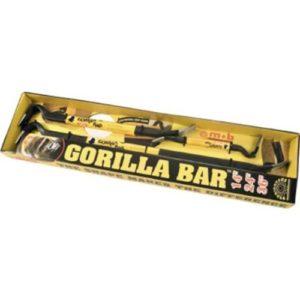 Peddinghaus 112010123 Gorilla Bar Arrache-Clou, Noir, Set de 3 Pièces