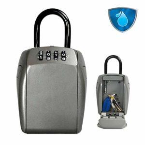Rangement sécurisé pour les clés Select Access – Format L – Sécurité renforcée – Avec anse – Boite à clé sécurisée