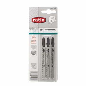 Ratio 6431H2 Scie Sauteuse Ratio pour Bosch Set de 3