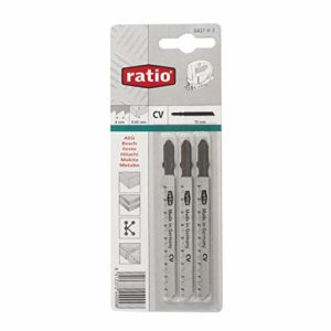 Ratio 6431h3–Scie sauteuse pour bosch Jeu 3