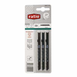 Ratio 6441h4–Scie sauteuse Ratio pour b & d Set 3