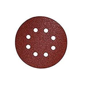 SHINA 5″ 8 trous disques abrasif auto-agrippant Ponceuse Polisseuse Girafe 125mm papier 60-2000 (10, 600)