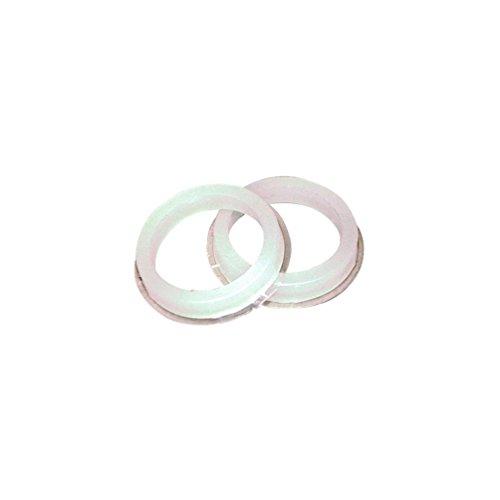 Sidamo – 2 bagues de réduction D. 25 à 15 mm pour meule touret – 10504007 – Sidamo