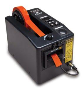 START International ZCM2000-2EU Distributeur Électrique de Ruban avec Trois Longueurs de Ruban Programmable, Largeur Maximale de Ruban 51 mm, Longueur Maximale du Ruban 999 mm, Noir