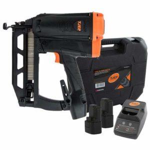 Tjep TF1664 Pistolet à ongles de finition gaz