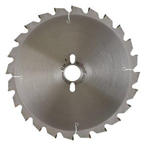 Wolfcraft-6517000-1 Fraise-Disque à Rainurer Ø 40 Mm, CT, Hauteur de Tranchant 4 Mm, Sans Queue