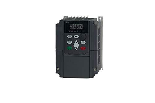 4KW 380V VFD variateur de fréquence variateur 3 entrées de phase 3 sorties de phase moteur de rotation de convertisseur de fréquence de contrôle PID