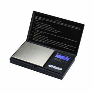 American Weigh 1kg Balance numérique de Poche, 1000x 0,1g