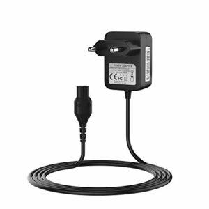 Bensn 5.5V Chargeur de remplacement pour aspirateur de fenêtre pour Kärcher WV5 Premium, WV2, WV 50, WV 60, WV 70, WV75, WV60 Plus, WV75 Plusm, WV Easy, WV Classic