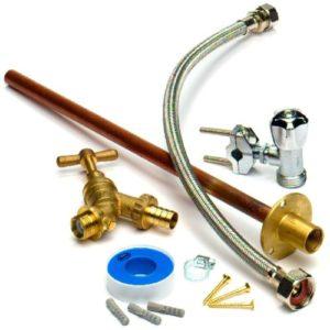 Bulk Hardware Kit de robinet de jardin