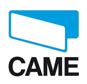 CAME automatisation cmc001uv03Kit foncés 1porte blanc dx
