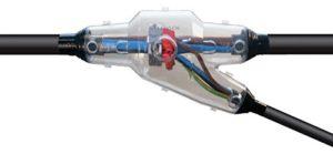 Cellpack BJK2 Kit de connexion terre type C/W et connecteurs 464 ml