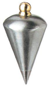 C.K t349211en fonte Plumb Bob