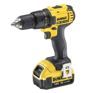 DeWalt DCD780 M2 18 V Cordless XR Compact 2 Vitesse Drill Driver with 2 Li-Ion batteries 4 Ah
