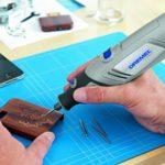 Dremel F0137750JA 7750-10 Outil Multi-Usage sans fil Ni-MH 4,8 V